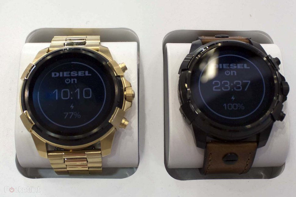 b3bd1f784 These are Fossil's sexy smartwatches coming out in 2017: Diesel