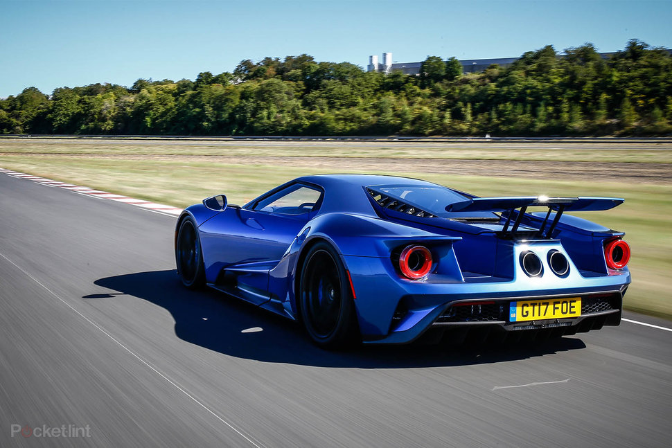ford gt review an astounding aerodynamic accomplishment pocket lint