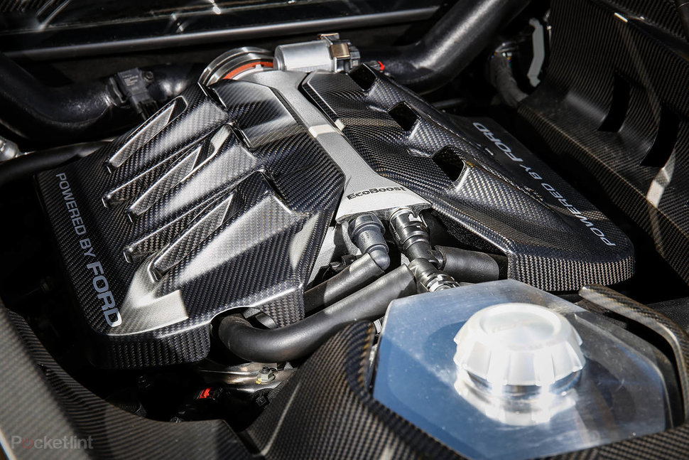 Ford Gt Interior Image
