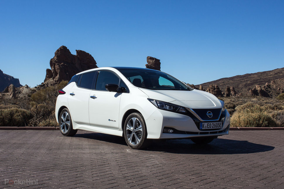 Nissan Leaf Review Image 1