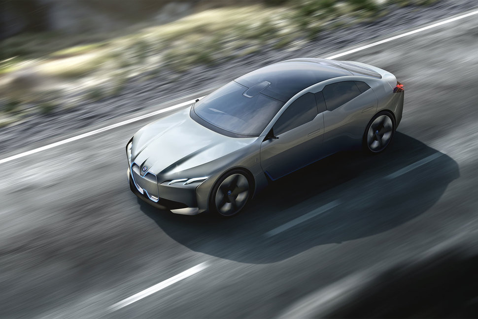 Bmw Commits To Electric Car Production Introduces I Vision Dyn