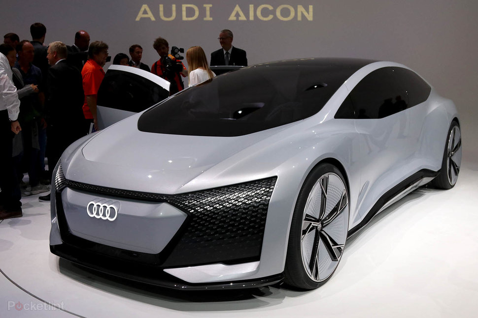 Audi Aicon A Look At The Fully Autonomous Future Arriving - Audi concept