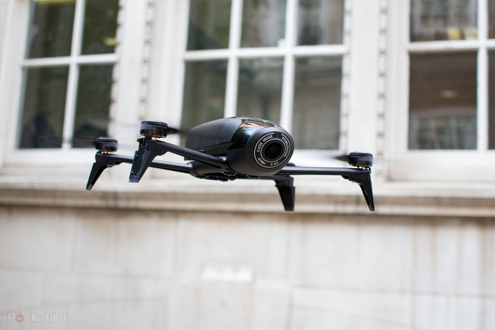 Parrot Bebop 2 Power adds advanced manoeuvres and battery boost