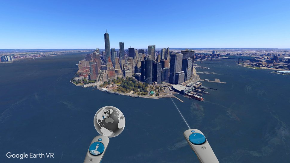 Google Earth VR Review Now With Virtual Reality Street View - Google earth street view