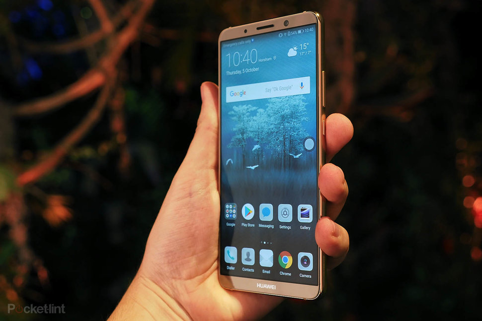 huawei mate 10 pro update android 9 download