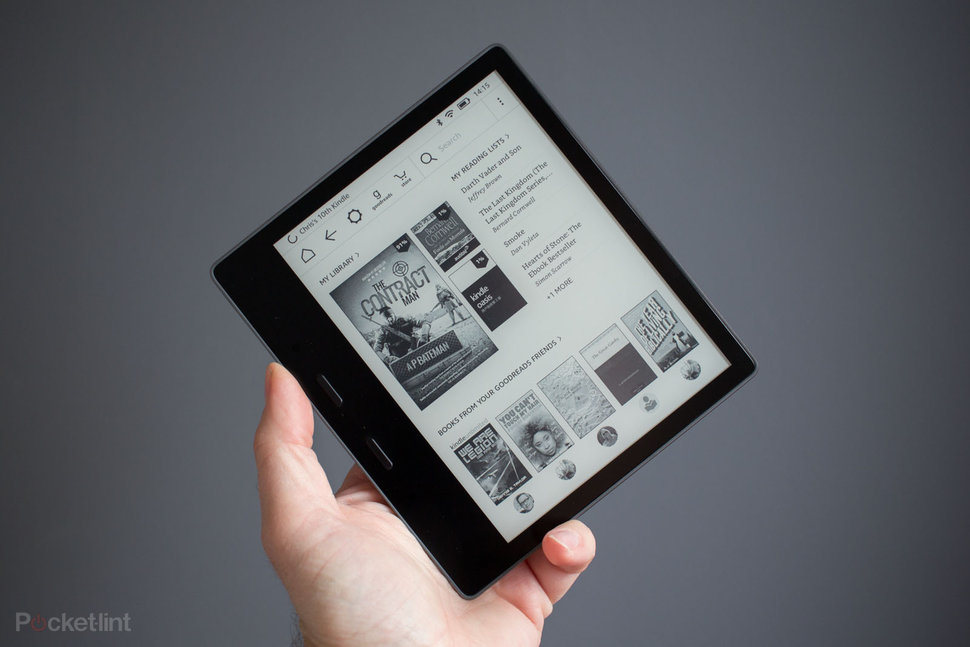 Amazon Kindle Oasis (2017)