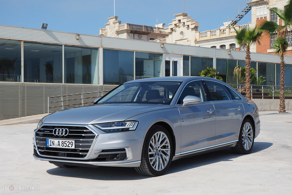 Audi A8 Review Image 1