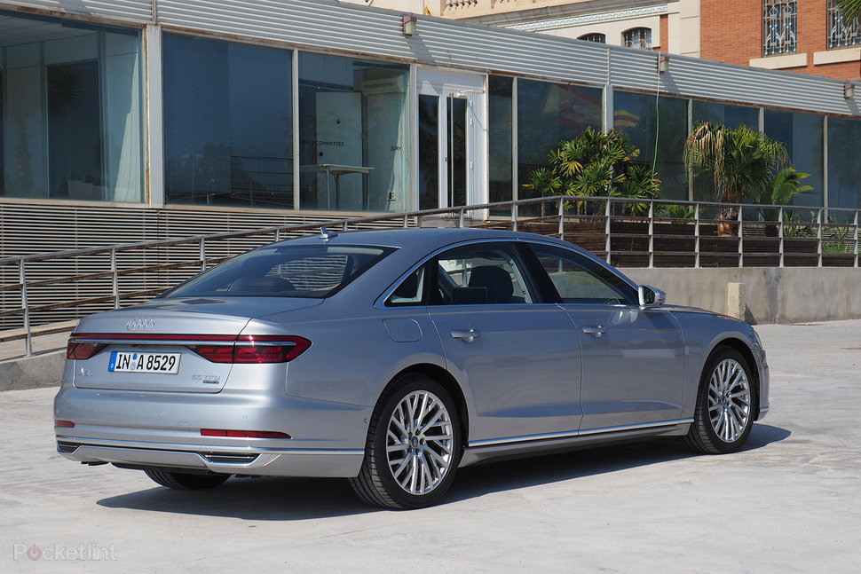 Audi A8 Review Image 2