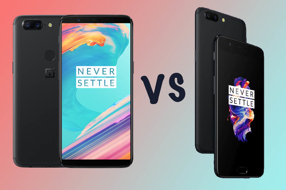 OnePlus 5T vs OnePlus 5: What's the difference? - Pocket-lint