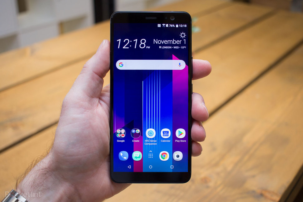 Image result for HTC U11+ in for review]