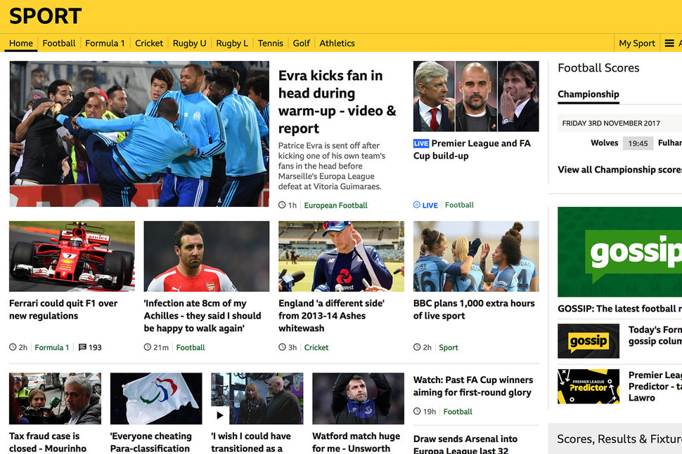 how to watch bbc sport on tv