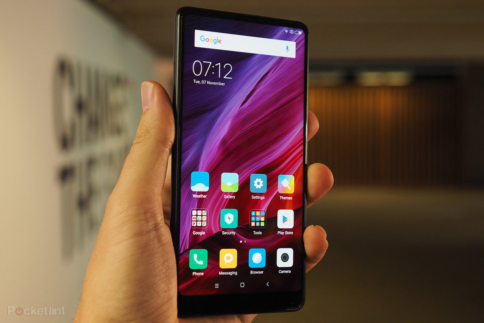 bd0a69ab0 Xiaomi Mi Mix 2 review  Flagship design without the flagship pr