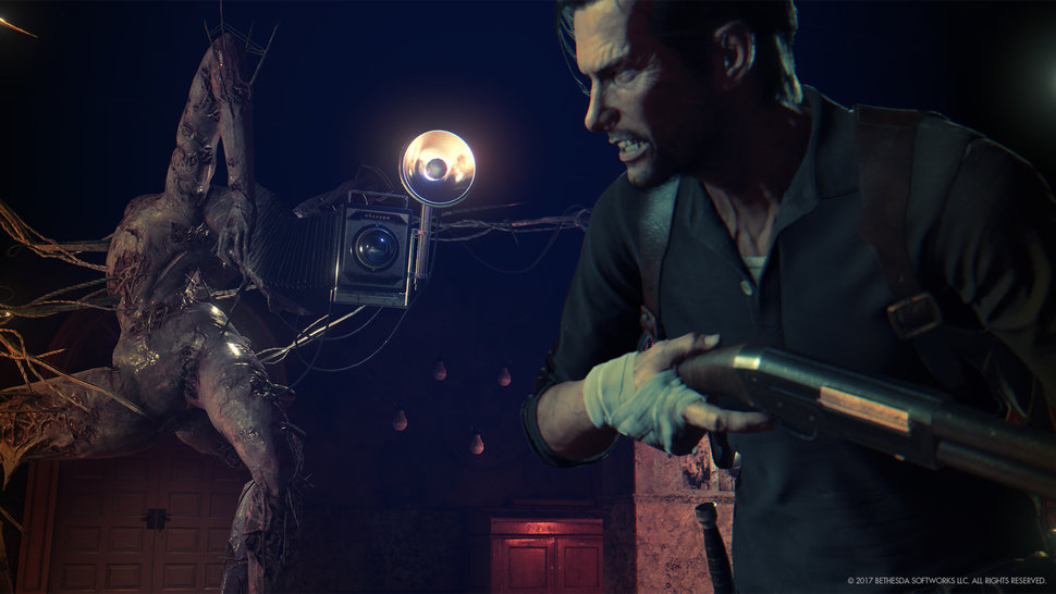 The Evil Within 2 review screenshots image 1