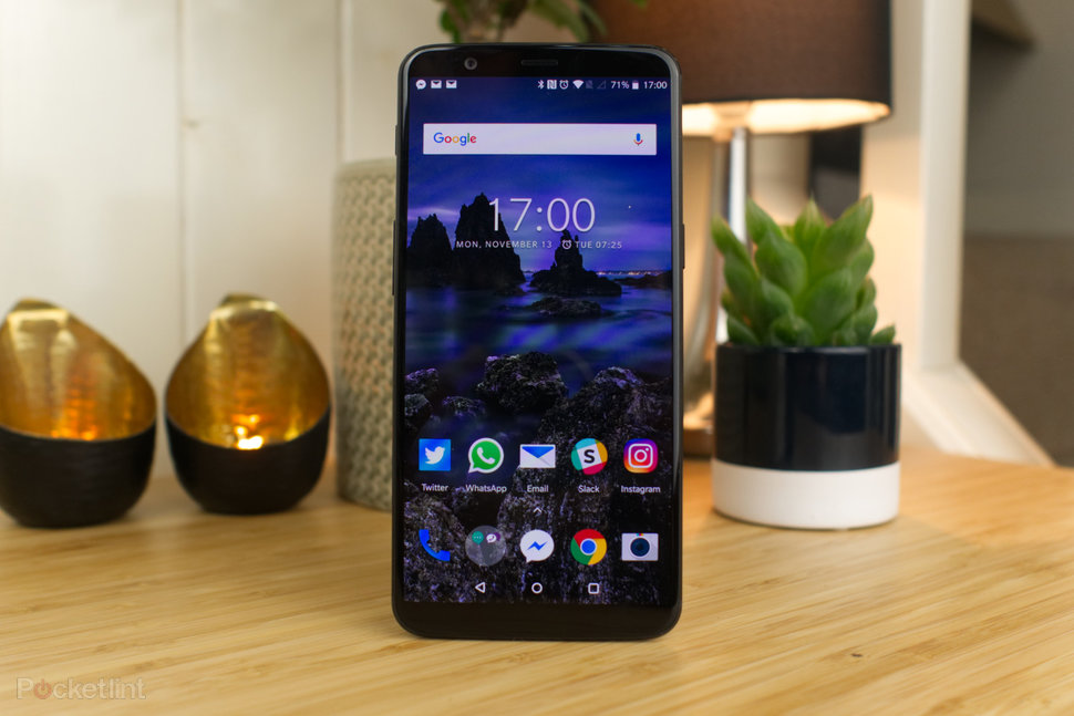 OnePlus 5T review: A true flagship in every way - Pocket-lint