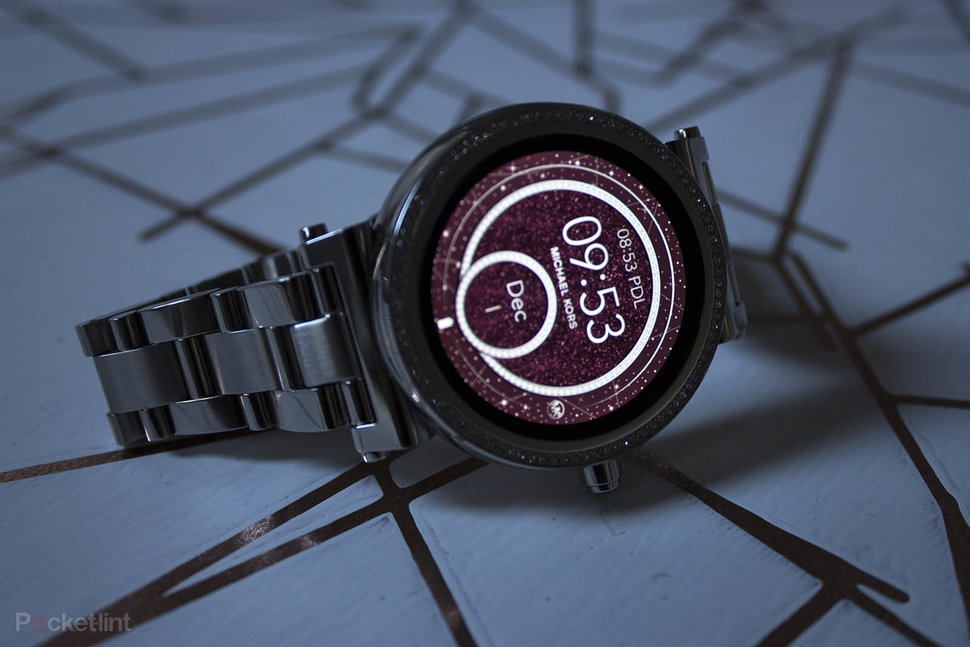 b095f67a724 Michael Kors Access Sofie Review Stunning Smartwatch With Serious Sparkle  image 24