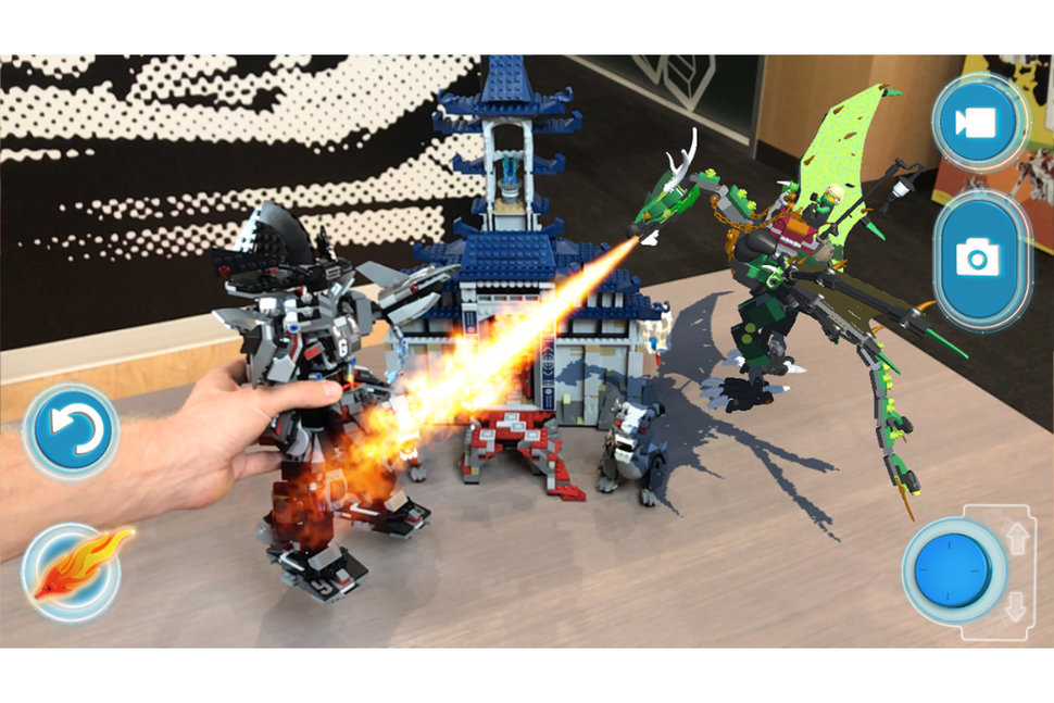 Lego AR-Studio brings Lego bricks to life in a digital world ...