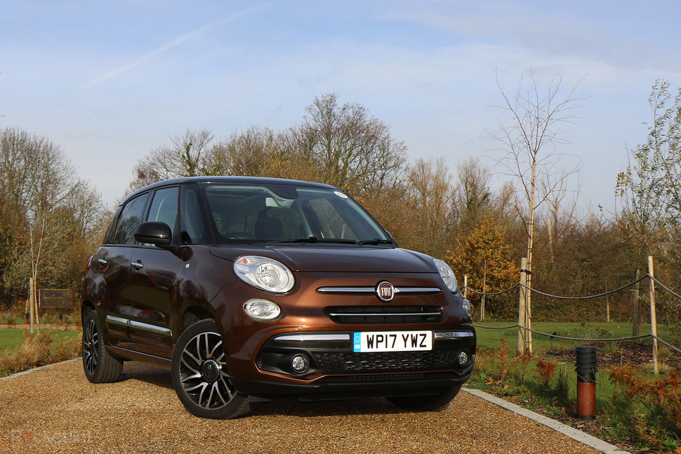 Fiat 500L review afbeelding 1