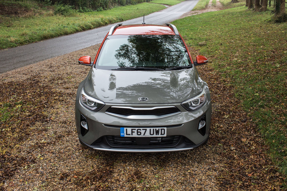 Kia Stonic Review Batten Down The Hatches The Crossovers Are