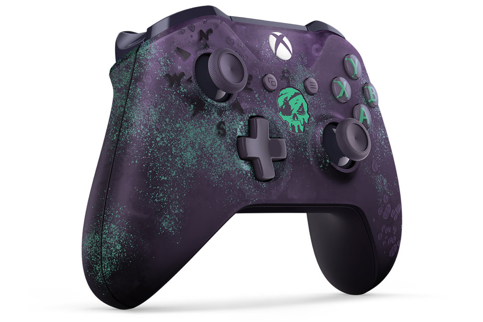Best Xbox Controller >> Is The Sea Of Thieves Xbox One Controller The Best You Ve Ever