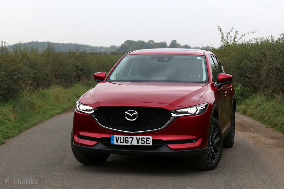 Mazda Cx 5 Review An Suv You Ll Actually Enjoy Driving Pocke