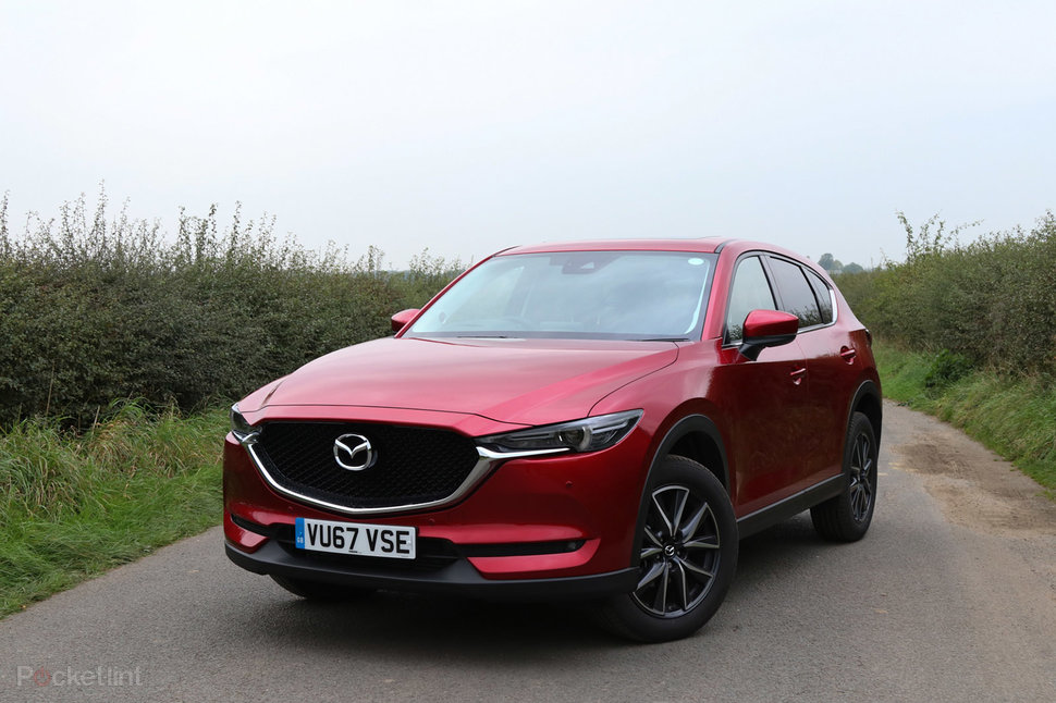 Mazda Cx 5 Review An Suv You Ll Actually Enjoy Driving Pocket Lint