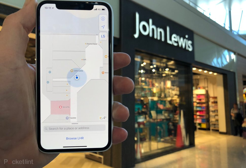 Indoor Maps for Apple Maps: What are they and how can you use t on