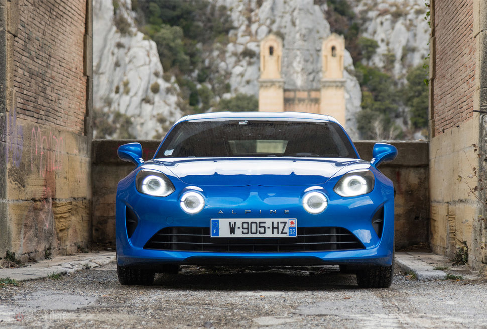 Alpine A110 Review Renault Resurrects Classic Sports Car With