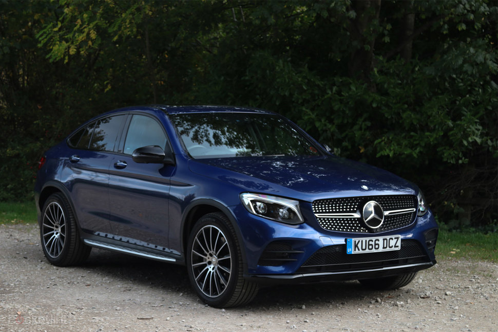 Mercedes-Benz GLC Coupe recension bild 1