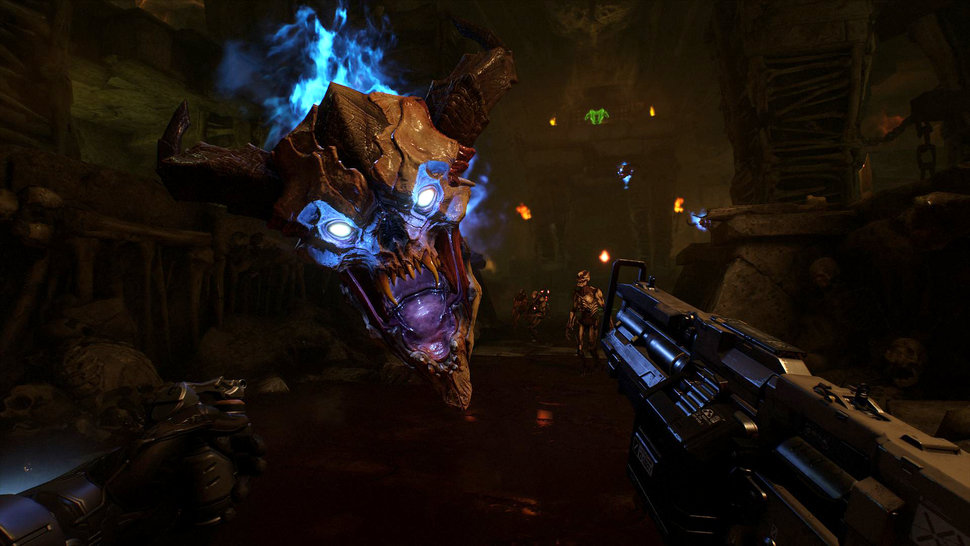 Doom VFR review: Harder than Hell