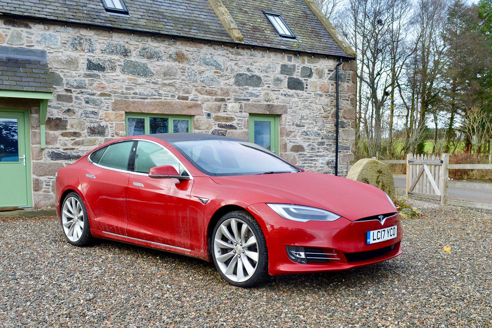 Tesla Model S 100D review: London to Scotland and back in the r