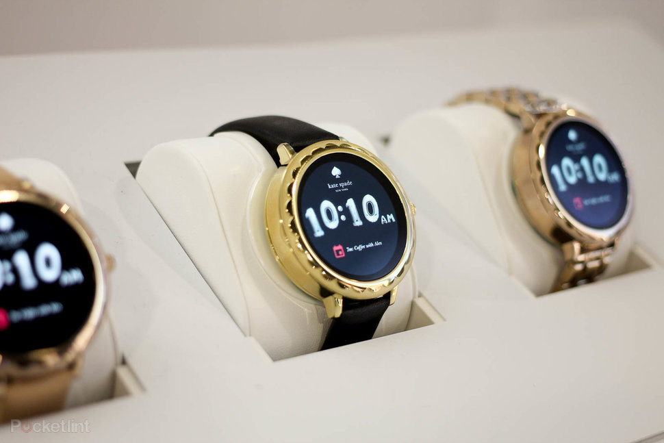eb81c4ef2ec Skagen and Kate Spade introduce their first touchscreen Android Wear  smartwatches