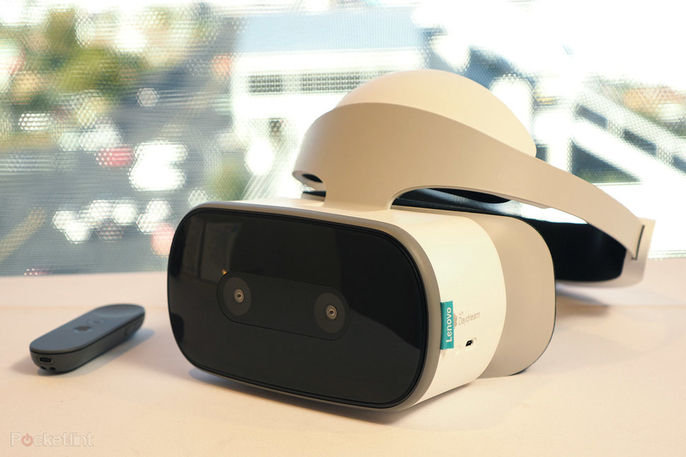 6bab8ec5487 Lenovo Mirage Solo with Daydream initial review  Capable