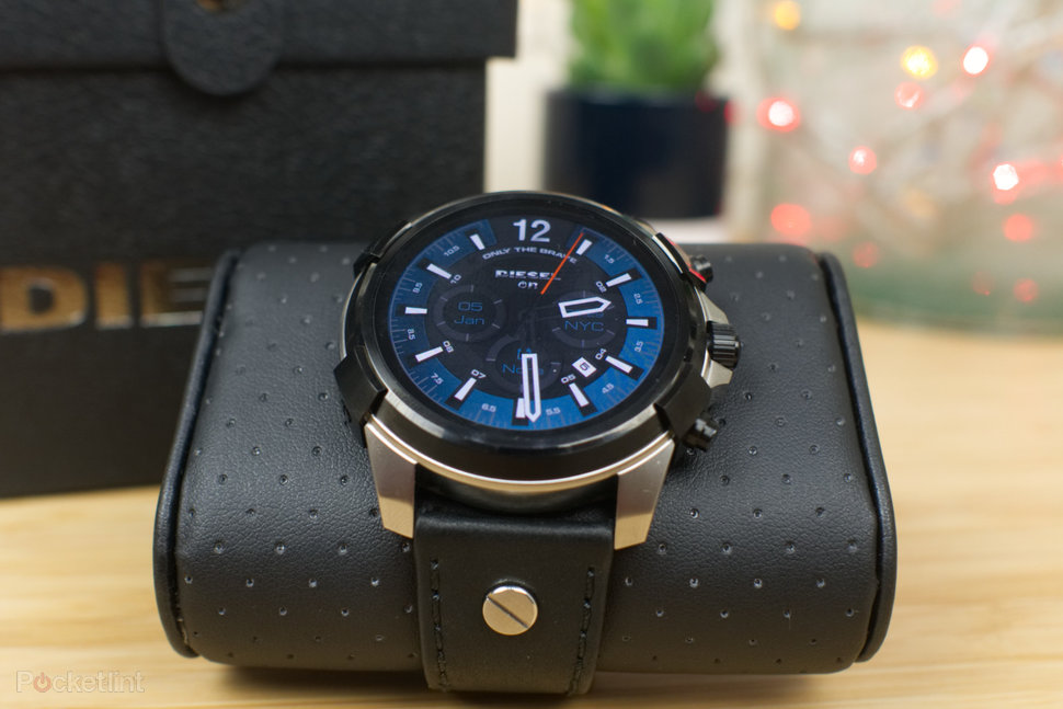 Some Known Incorrect Statements About Diesel Smartwatch