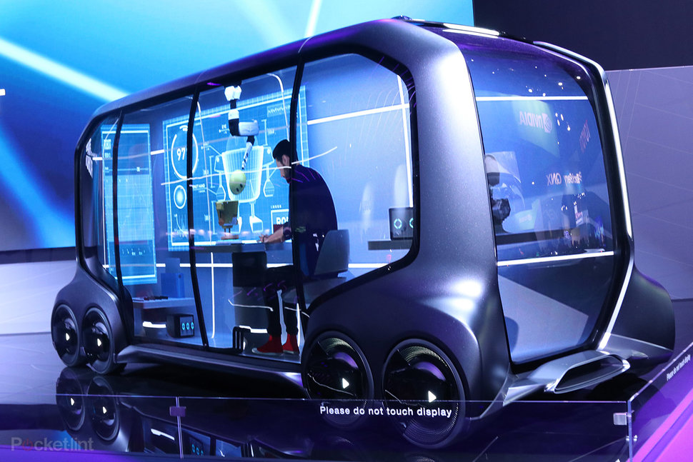 Best Cars Of Ces 2018 Image 2