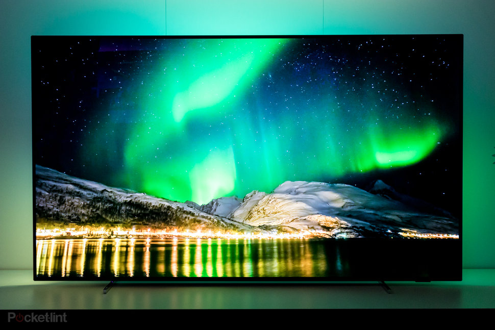 Philips 803 OLED review: Ambilight and multi delights