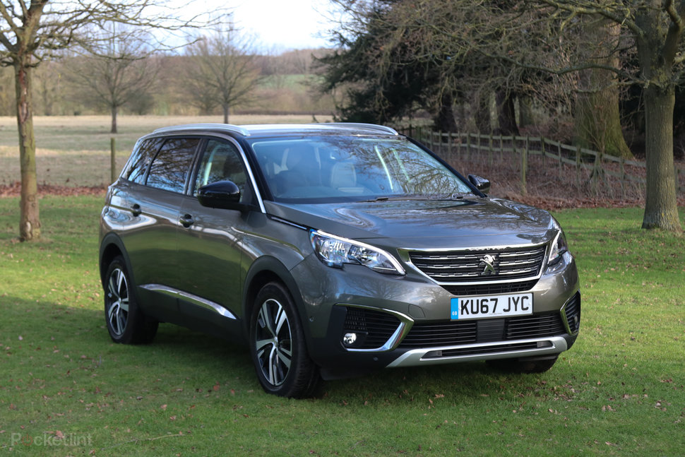 Peugeot 5008 Review Lead afbeelding 1