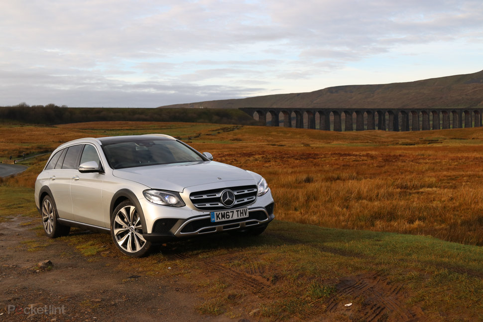 Mercedes Benz E Cl All Terrain Review Exterior Image 1