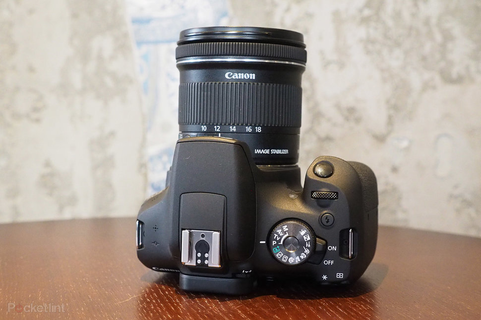 Canon EOS 2000D initial review: Asserting DSLR's entry-level pl