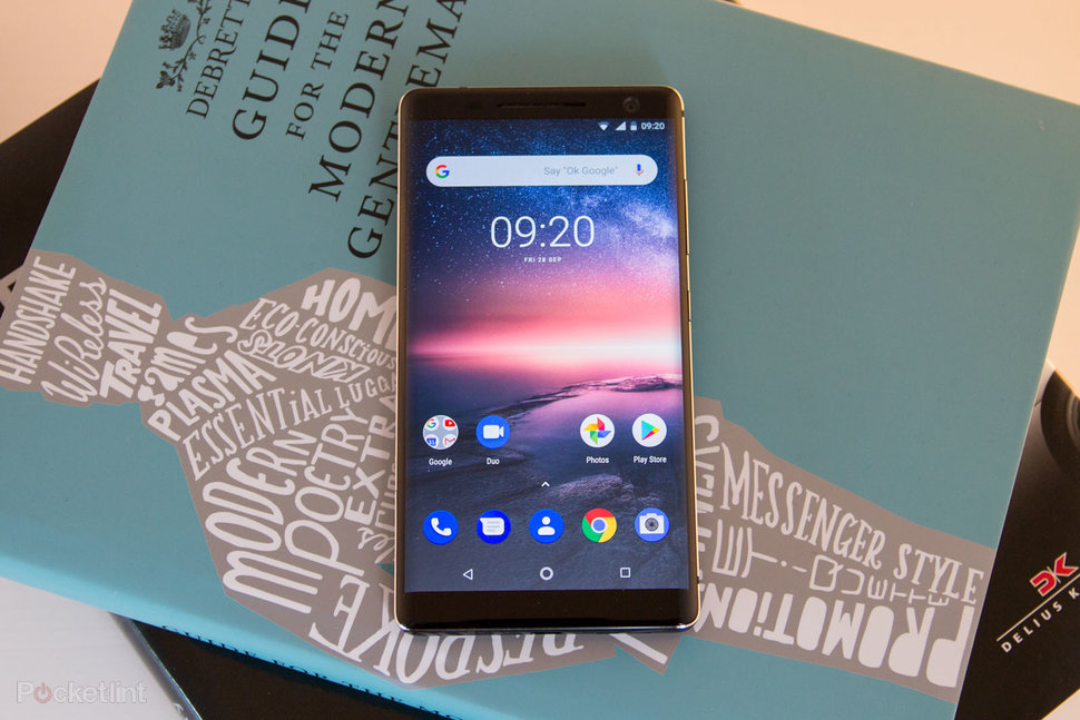 huge selection of 5c542 2d751 Nokia 8 Sirocco