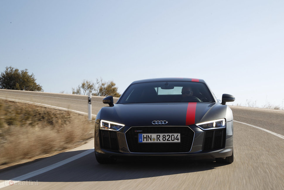 Audi R8 Rws Review The Rear Wheel Supercar That Purists Will P