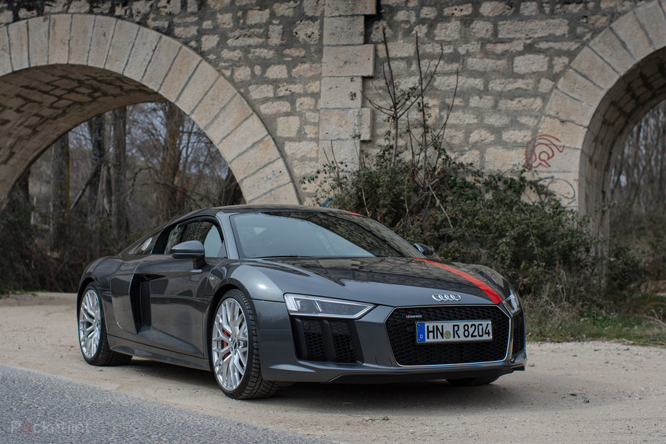 Audi R RWS Review The Rearwheel Supercar That Purists Will Pine - R8 audi