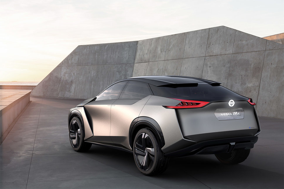 Nissan Imx Kuro Concept Reveals Our Electric Crossover Future