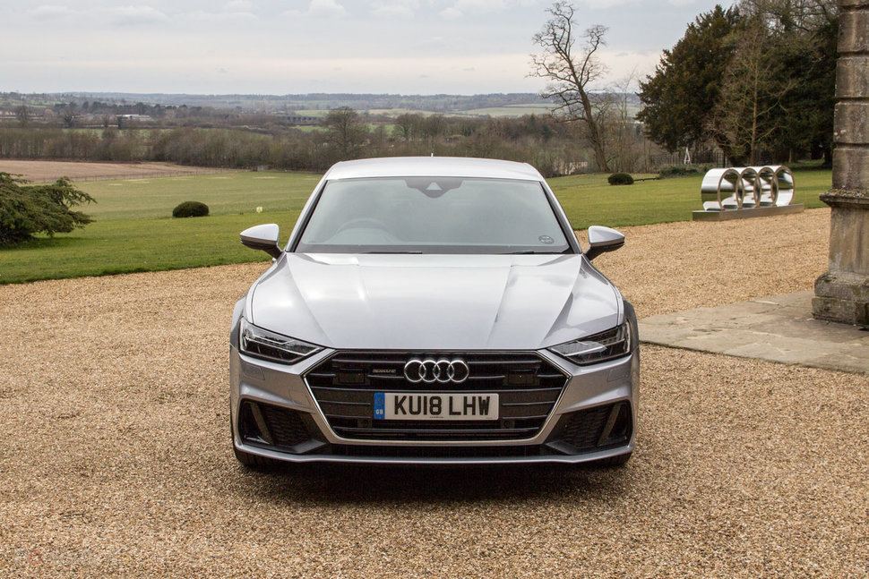 Audi A7 Review A Tech Packed Grand Tourer