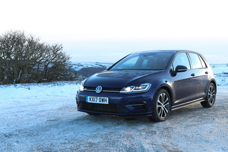 Volkswagen Golf Review Lead Image 1