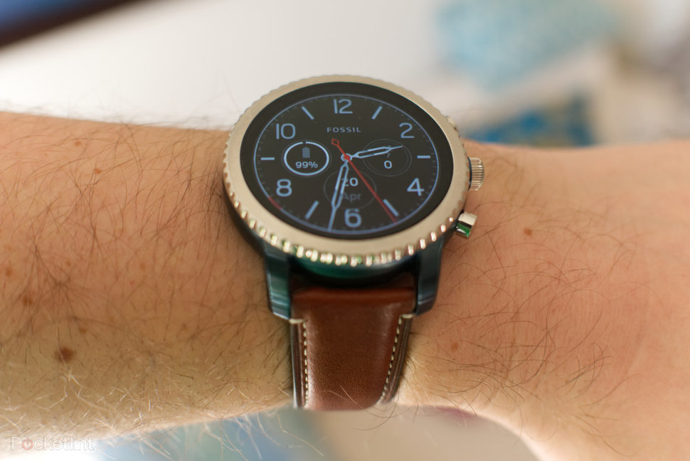 Fossil Q Explorist Gen 3 review  The Wear OS fashionista - Pocket-lint 9c9ee29e1e0