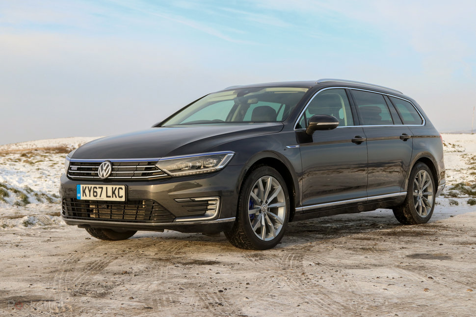 volkswagen passat gte review: the best plug-in hybrid estate to buy