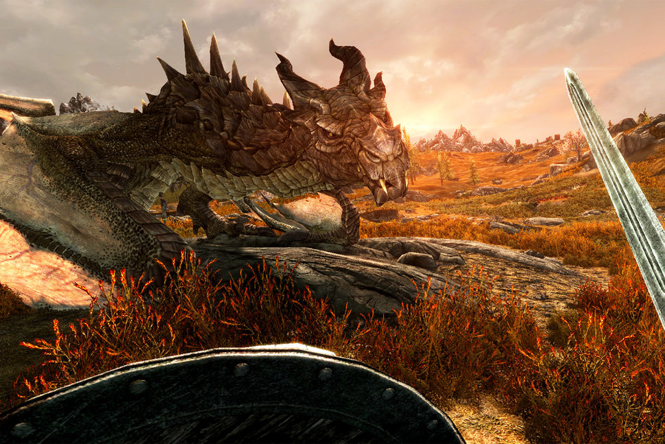 Skyrim Vr Review The Best Version Of Skyrim Yet image 1