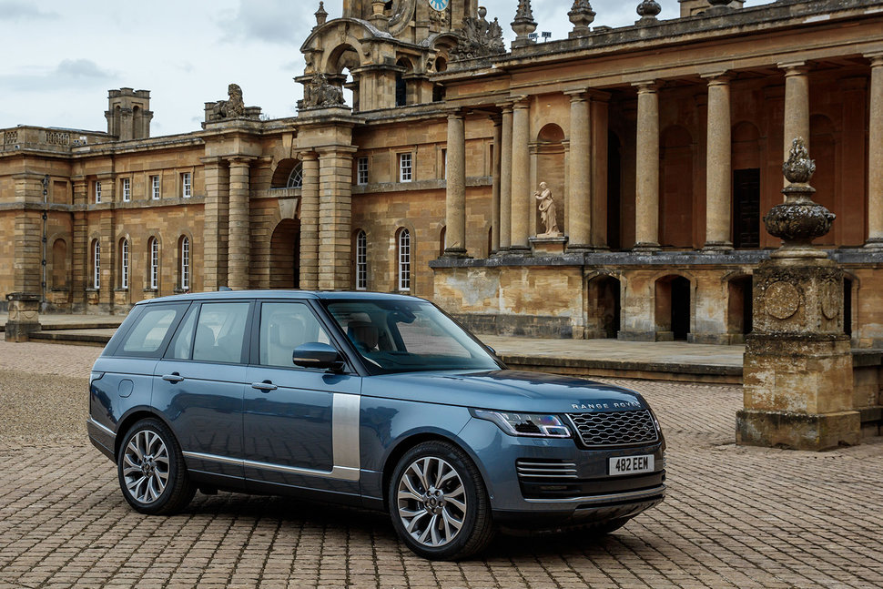 Range Rover P400e Review Is This Plug In Hybrid The Best 4x4 B