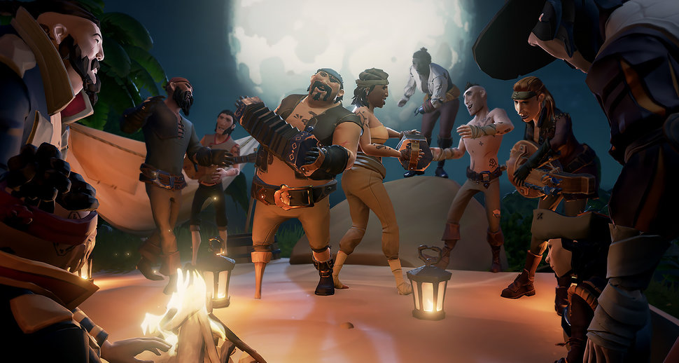 Sea of Thieves review image 1