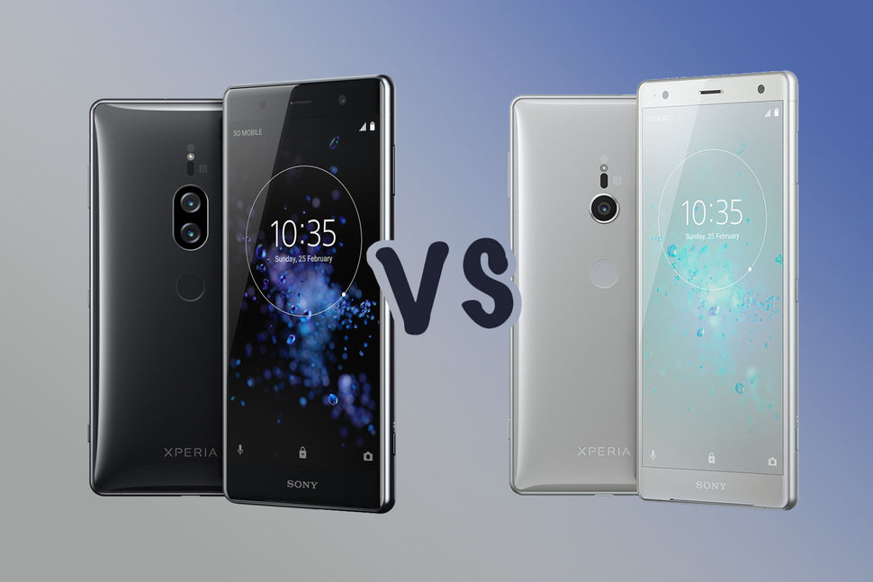 Sony Xperia XZ2 Premium vs Xperia XZ2: What's the ...